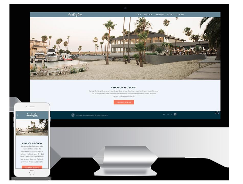 Huntington Bay Club Website
