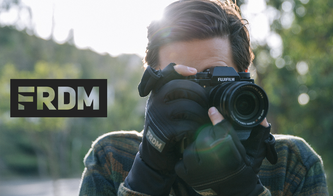 FRDM Gloves case study cover image