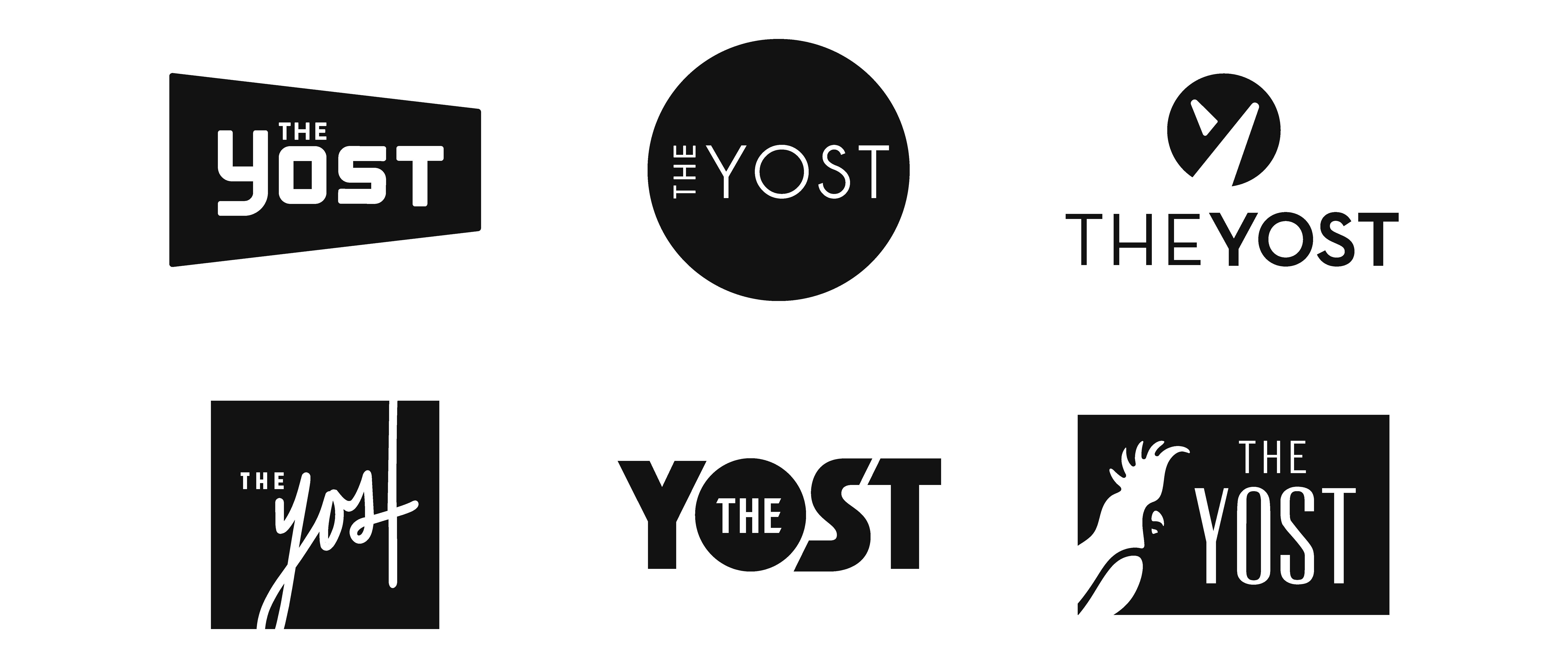 The Yost logo exploration