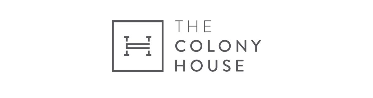 The Colony House venue logo