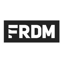 FRDM logo