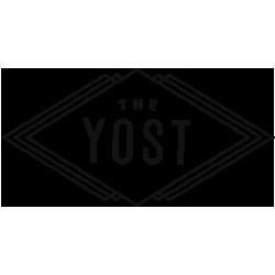 The Yost venue logo