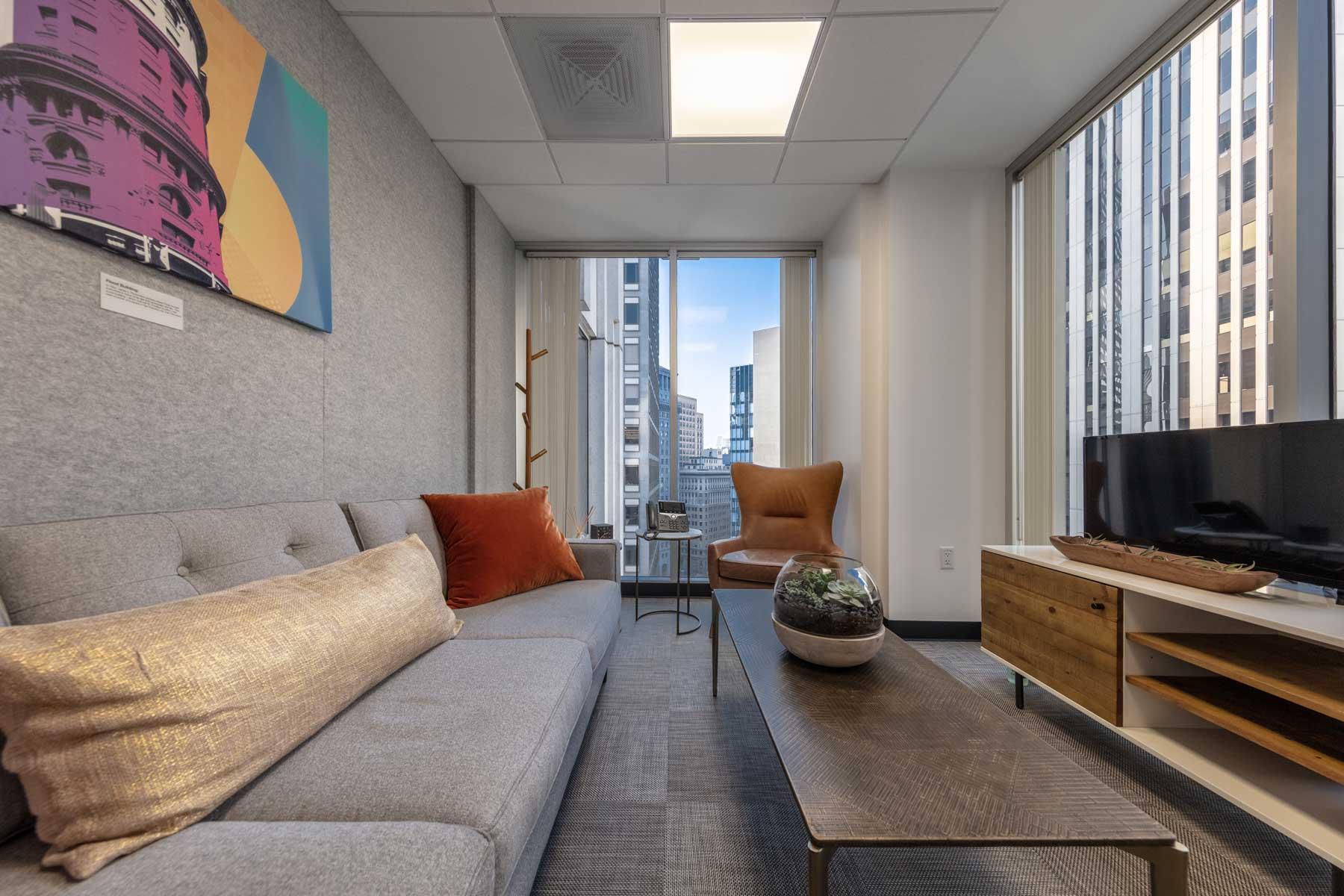 Crossover art and interior