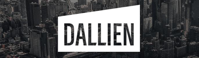 Dallien branding case study