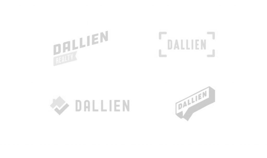 Dallien logo concepts