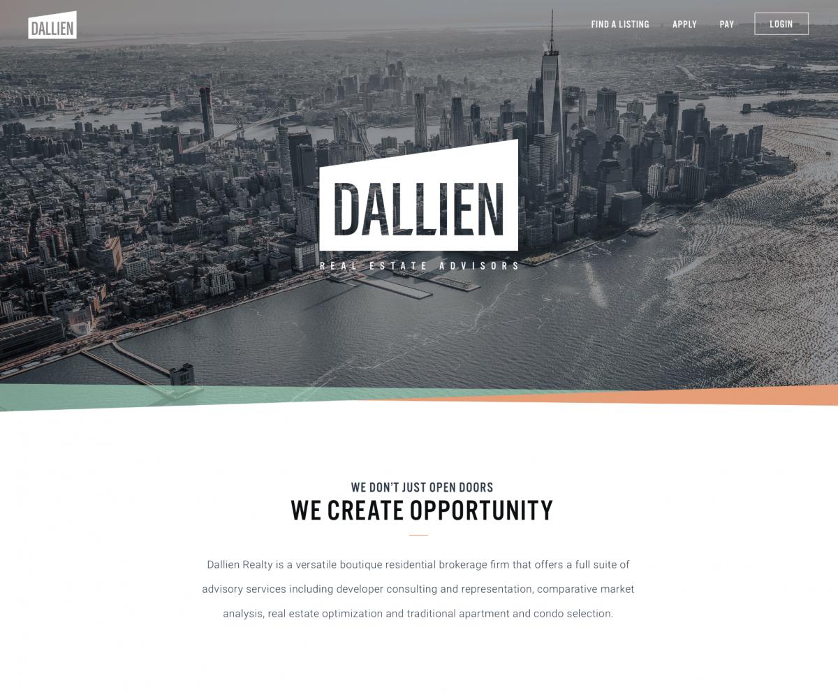 Dallien.com about page