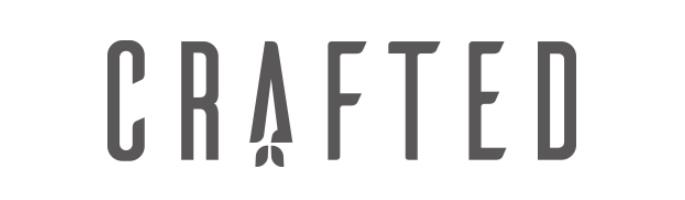 Crafted brand logo