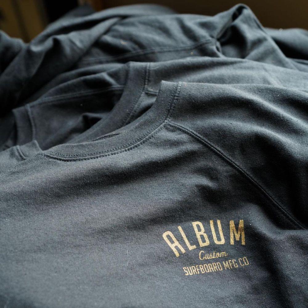 Album branded apparel