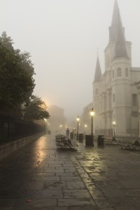 Haunted by the Homeless in New Orleans