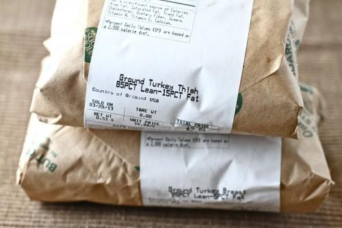Whole Foods Ground Turkey