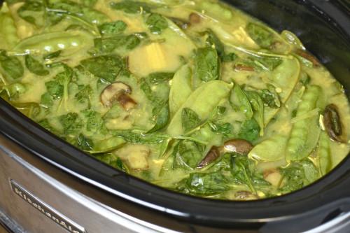 Crock Pot Curry Soup