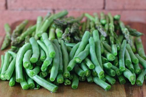 Vegetables for Canning