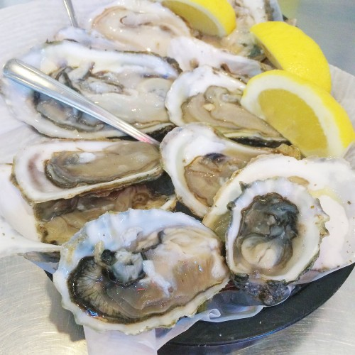 St. Paul's Fish Company Oysters