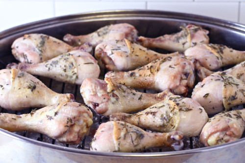 Roasted Chicken Drums 2