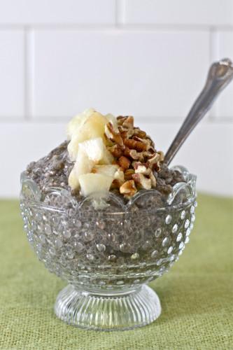 Vegan Chia Seed Pudding