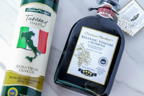 Central Market Oil & Vinegar
