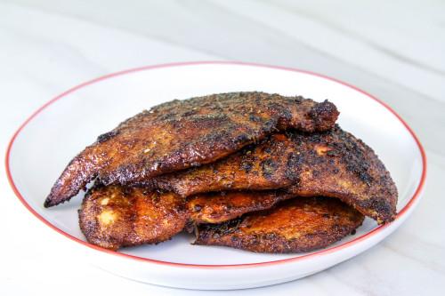 Homemade Blackened Chicken 2
