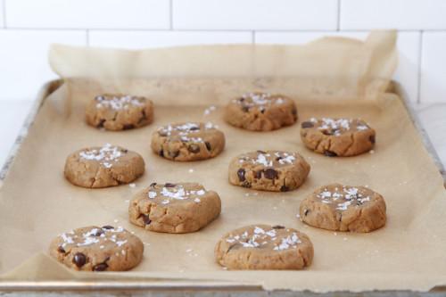 Paleo Chocolocate Chip Cookies