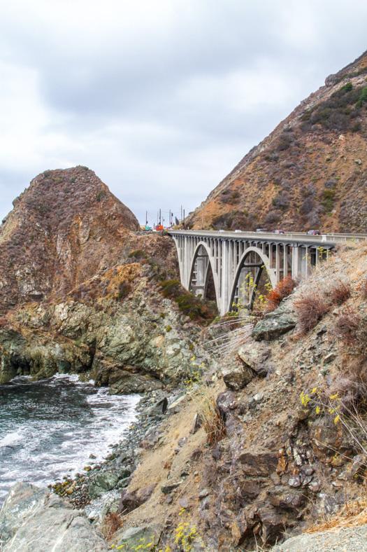 Big Sur Bridge FoodFash