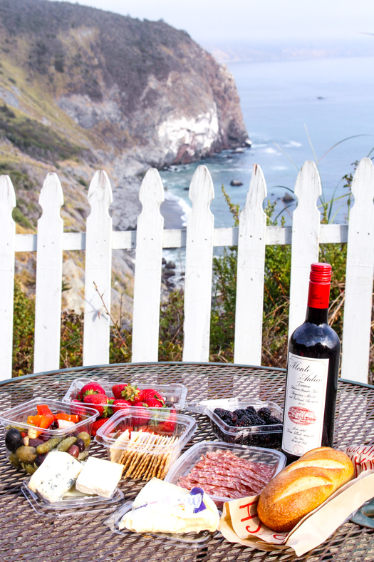Big Sur - Dinner by the Sea