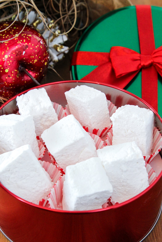 Homemade Marshmallows - Vanilla & Chinese Five Spice