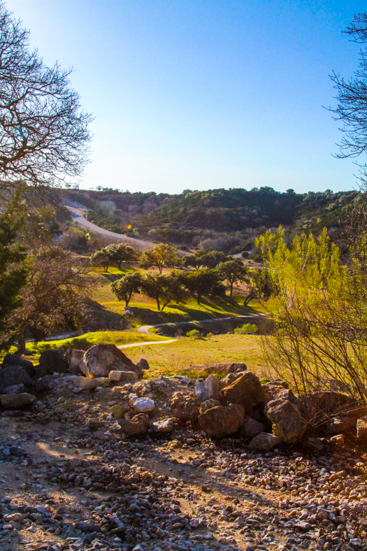 Tapatio Springs - Hiking Trail