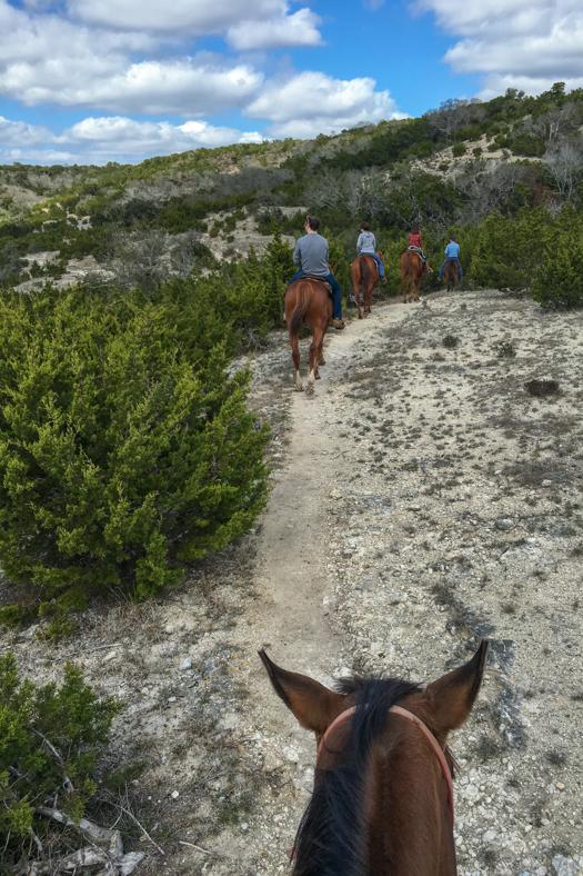 Tapatio Springs - Horseback Riding_
