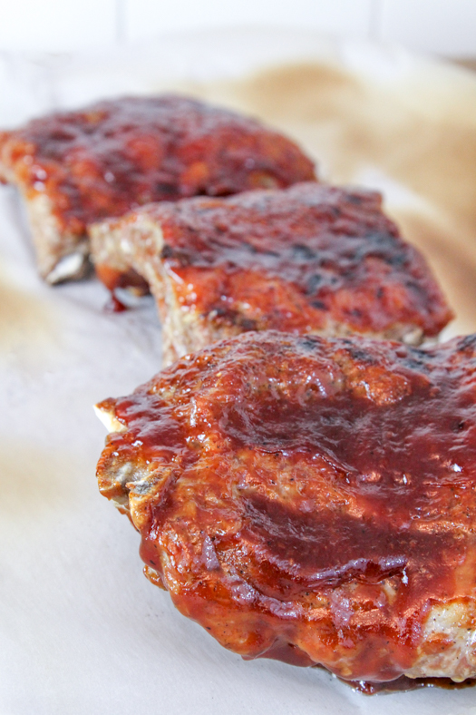 Pressure Cooker Baby Back Ribs 2