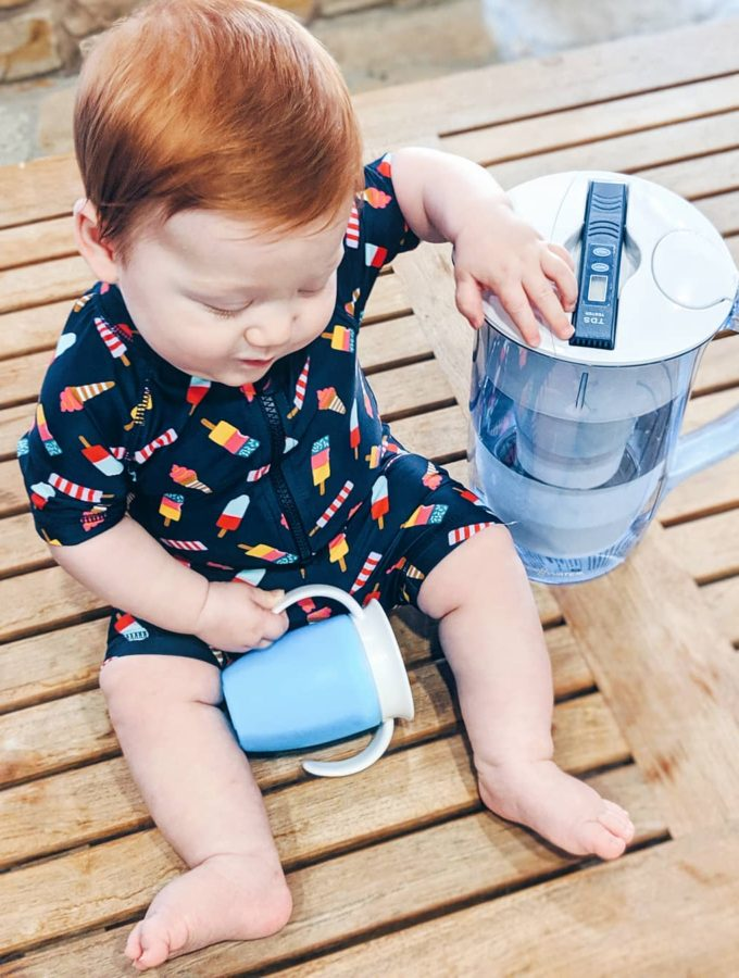 ZeroWater for Baby