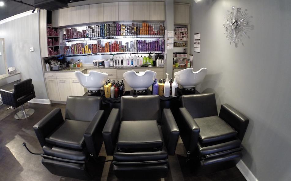 scalp treatments at Hair Salon Body & Soul