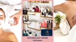 Mother's Day Offers and Gift Ideas | Hair Salon Body and Soul