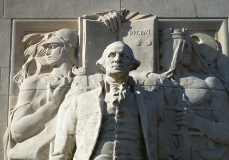 Washington with Wisdom and Justice