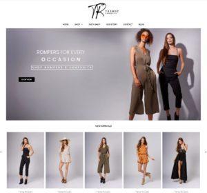 Trendy Rompers Catalog shoot Photo by Efren Beltran