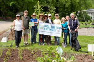 The 2015 Great Idea award winner was the Pollinator Friendly Alliance.
