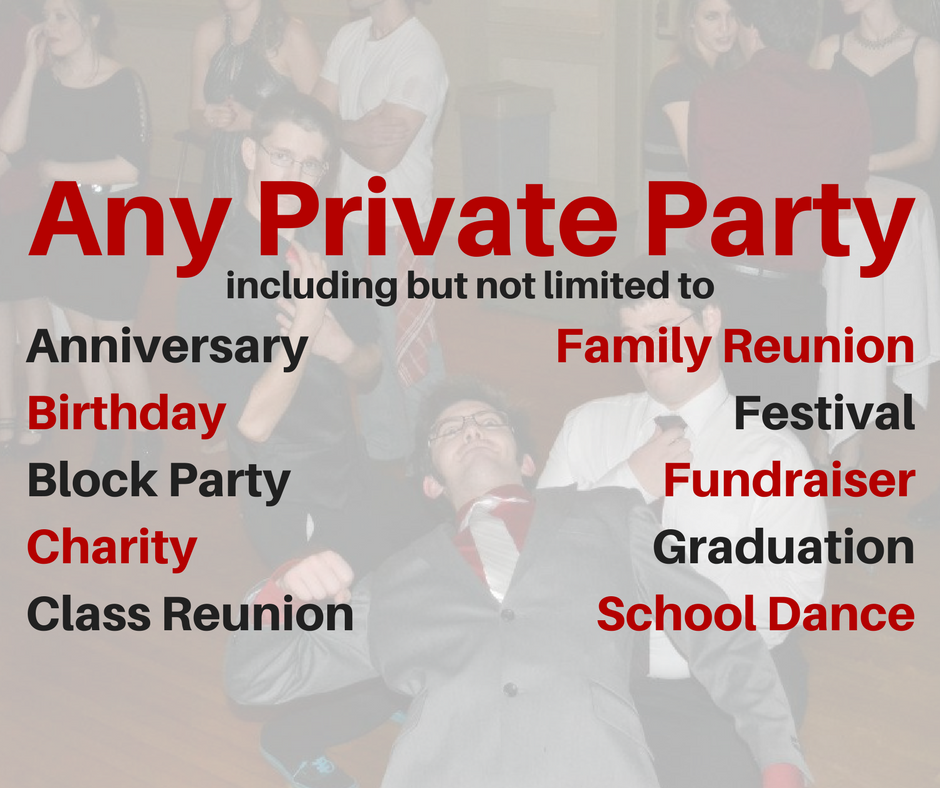Any Private Party