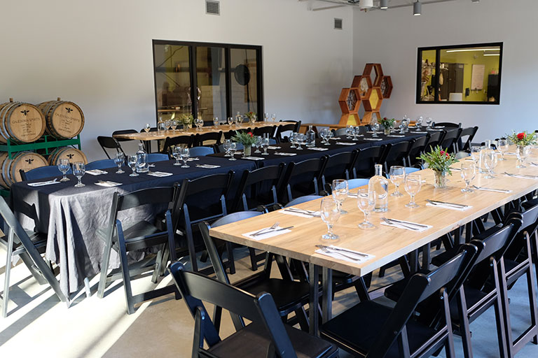 Barr Hill event space