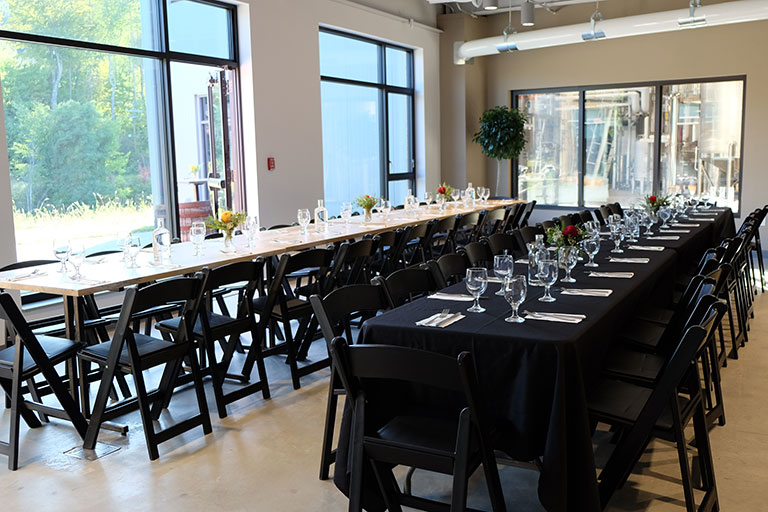 The Barr Hill event space