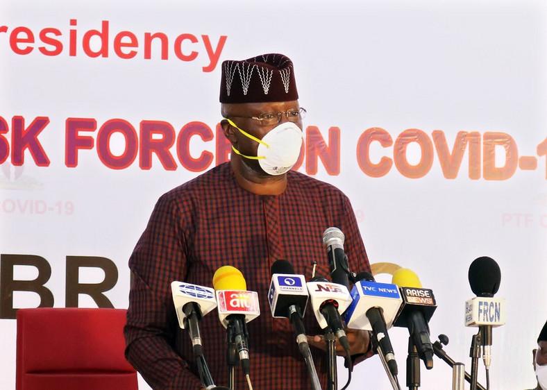 President Muhammadu Buhari extends gradual easing of lockdown by additional two weeks