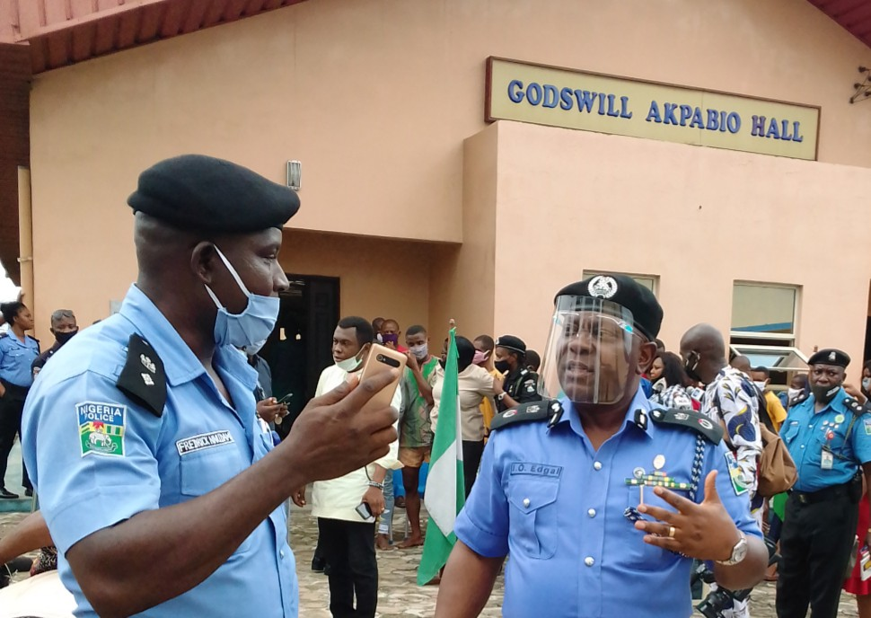 COVID 19: How Akwa Ibom Police Commissioner allegedly short-changed officers, paid them N500 as special duty allowance