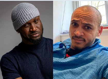 'You Look Sick And You Need Help'- Peter Okoye Claps Back At Footballer Osaze Odemwingie