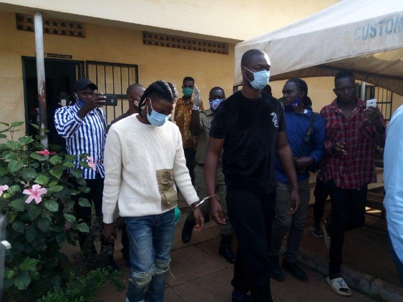Uganda drops charges against Nigerian artistes Omah Lay, Tems