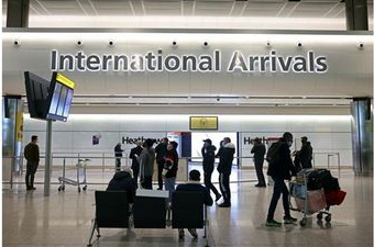 UK to announce new international travel rules today
