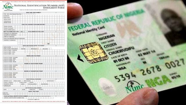 National Identity Management Commission registers 56million Nigerians for National Identification Number