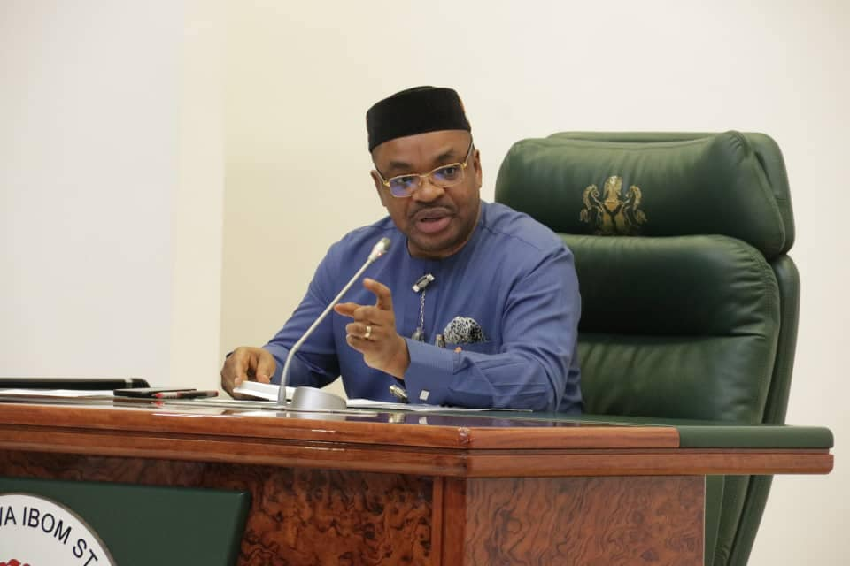 Akwa Ibom State Governor Udom Emmanuel to partner Akwa Ibom State Association of Nigeria USA in development of the state