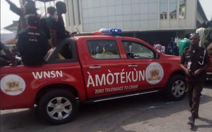 Southwest governors okay Amotekun's joint operations