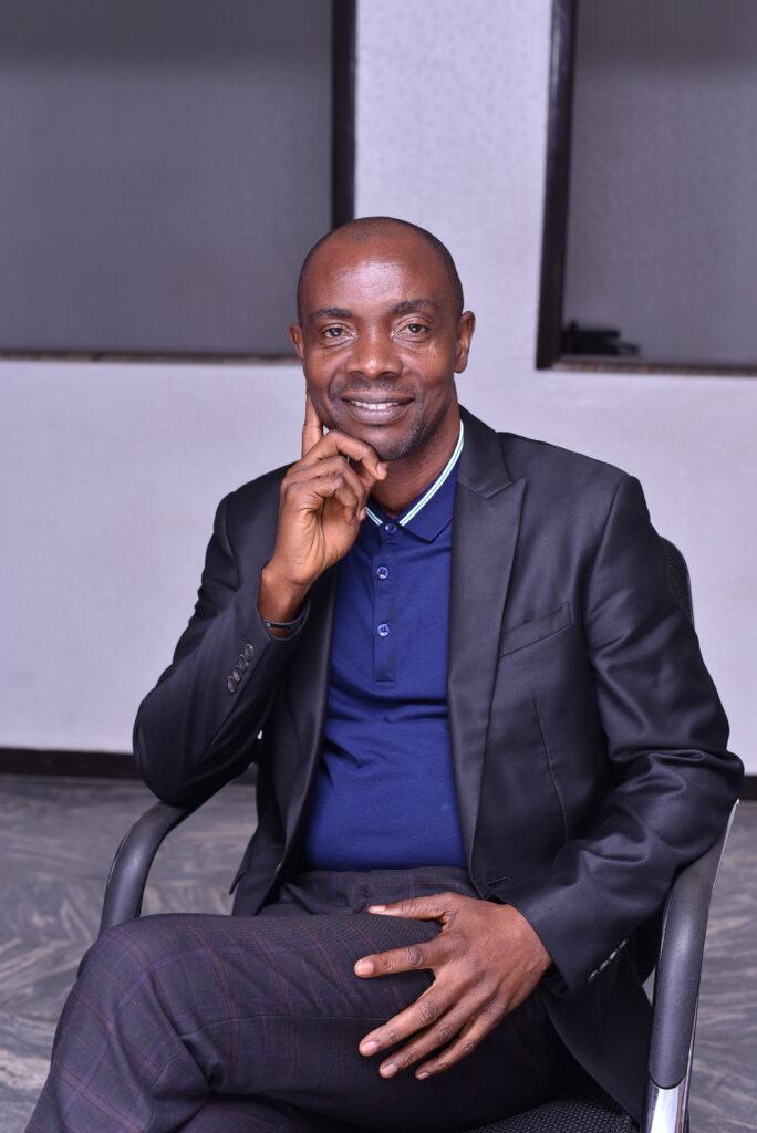 Mr. Sunday Edet - General Manager