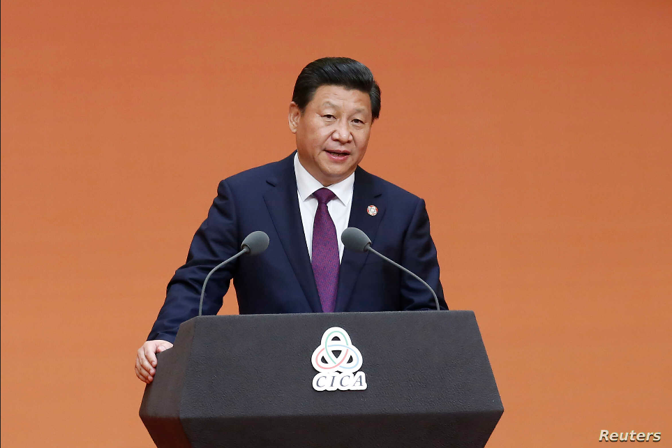 President Xi Jinping warns foreign powers against interference in China's affairs