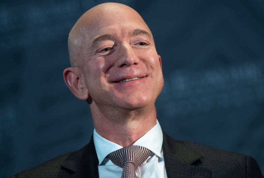 American Billionaire, Jeff Bezos resigns as Amazon CEO