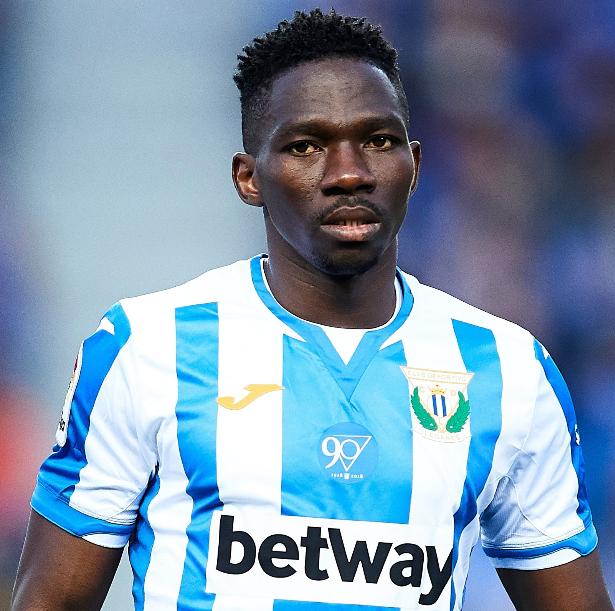 Nigerian defender Kenneth Omeruo Seeks Leganes Exit
