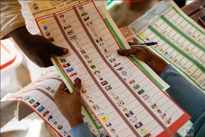 Senators had yesterday, Thursday, voted publicly along party lines over section 52(3) of the electoral act amendment bill, which deals with electronic transmission of poll results.